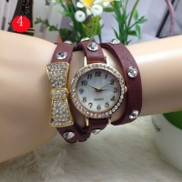 bracelet montre noeud